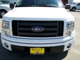2010 Oxford White Ford F150 STX SuperCab #18847576