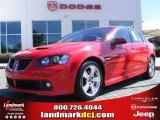 2009 Liquid Red Pontiac G8 GT #18849881