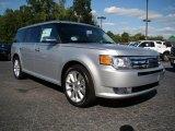 2010 Ingot Silver Metallic Ford Flex Limited #18849995