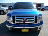 2010 Blue Flame Metallic Ford F150 XLT SuperCrew #18847581