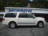 2007 White Chocolate Tri-Coat Lincoln Navigator L Luxury 4x4 #18848051