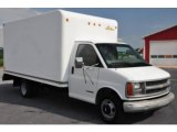Summit White Chevrolet Express Cutaway in 1999