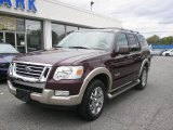 2006 Dark Cherry Metallic Ford Explorer Eddie Bauer 4x4 #18850762