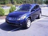 2005 Midnight Blue Pearl Nissan Murano SL #18858408