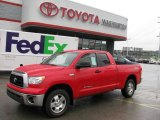 2007 Radiant Red Toyota Tundra SR5 TRD Double Cab 4x4 #18910006
