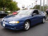 2003 Superior Blue Metallic Chevrolet Monte Carlo SS #18901949