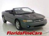 1996 Chrysler Sebring Spanish Olive Pearl