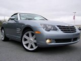 2006 Sapphire Silver Blue Metallic Chrysler Crossfire Limited Roadster #18904279