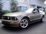 2005 Mineral Grey Metallic Ford Mustang GT Premium Coupe #18904529