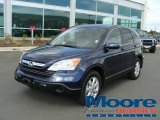 2008 Royal Blue Pearl Honda CR-V EX-L 4WD #18906637