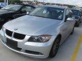 2006 Titanium Silver Metallic BMW 3 Series 325xi Sedan #18917289