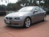 2007 Space Gray Metallic BMW 3 Series 335i Coupe #18905949