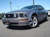 2006 Tungsten Grey Metallic Ford Mustang GT Premium Coupe #18910831