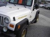 2006 Stone White Jeep Wrangler Sport 4x4 Golden Eagle #18920009