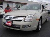 2008 Dune Pearl Metallic Ford Fusion SEL V6 #18914448