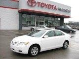 2008 Super White Toyota Camry LE #18910007