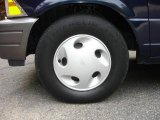 Ford Aerostar Wheels and Tires