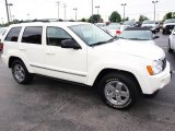 2006 Stone White Jeep Grand Cherokee Limited 4x4 #18968258