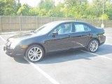 2008 Black Ebony Ford Fusion SEL V6 #18968226