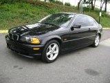 2000 Jet Black BMW 3 Series 328i Coupe #19005977