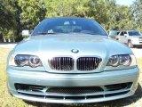 2002 Grey Green Metallic BMW 3 Series 330i Convertible #19010064