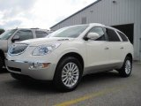 2010 White Diamond Tricoat Buick Enclave CX AWD #19011407