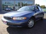 1999 Twilight Blue Pearl Buick Century Custom #18999733
