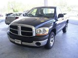 2006 Patriot Blue Pearl Dodge Ram 1500 ST Regular Cab #19012715