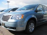 2010 Clearwater Blue Pearl Chrysler Town & Country Touring #19011392
