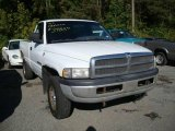 1998 Bright White Dodge Ram 1500 ST Regular Cab 4x4 #19002733