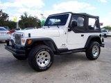 2006 Stone White Jeep Wrangler SE 4x4 #19009300