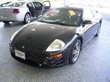 2003 Kalapana Black Mitsubishi Eclipse GTS Coupe #19012711