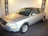 2003 Reflex Silver Metallic Volkswagen Passat GLS Sedan #19003138