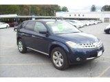 2006 Midnight Blue Pearl Nissan Murano SL AWD #19008512