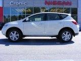 2009 Glacier Pearl Nissan Murano S #19005157