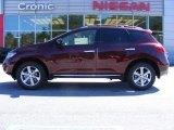 2009 Merlot Metallic Nissan Murano SL #19005161