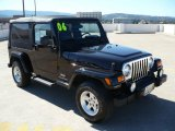 2006 Black Jeep Wrangler Unlimited 4x4 #18995315