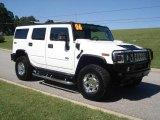2006 White Hummer H2 SUV #19007190