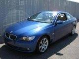 2007 Montego Blue Metallic BMW 3 Series 335i Coupe #19010581