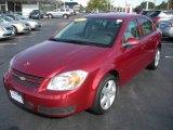 2007 Sport Red Tint Coat Chevrolet Cobalt LT Sedan #19004511