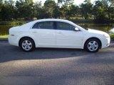 2008 White Chevrolet Malibu LS Sedan #19006464