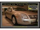 2008 Silver Birch Metallic Ford Fusion SEL V6 #18997341