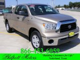 2008 Desert Sand Mica Toyota Tundra Double Cab #19078357