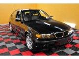 2004 Jet Black BMW 3 Series 325i Sedan #19081785