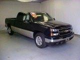 2006 Dark Blue Metallic Chevrolet Silverado 1500 LT Extended Cab #19082767