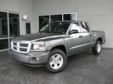 2010 Mineral Gray Metallic Dodge Dakota Big Horn Crew Cab #19068995