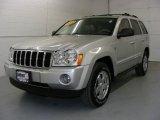 2006 Bright Silver Metallic Jeep Grand Cherokee Limited 4x4 #19084855
