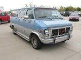 1989 GMC Rally Wagon 2500 STX Passenger Van