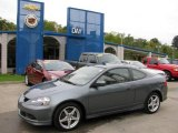 2006 Magnesium Metallic Acura RSX Type S Sports Coupe #19072427