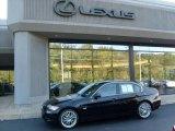 2006 Jet Black BMW 3 Series 330xi Sedan #19083229